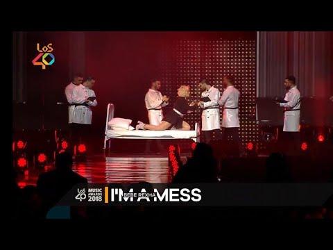 Bebe Rexha - I Got You/I'm a Mess (LOS40 Music Awards 2018)