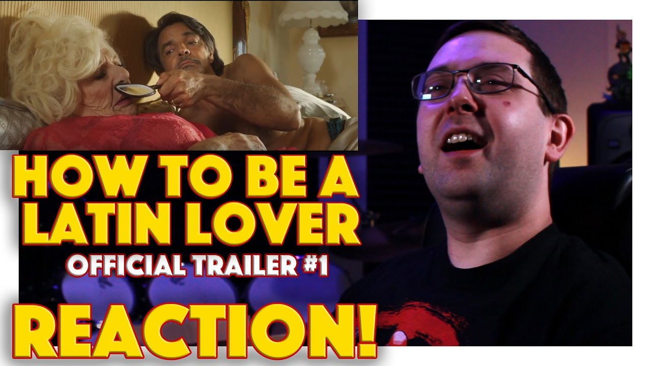 How To Be A Latin Lover Official Trailer #1  Salma Hayek Movie 2017