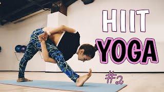 HIIT + ЙОГА | Йога для похудения