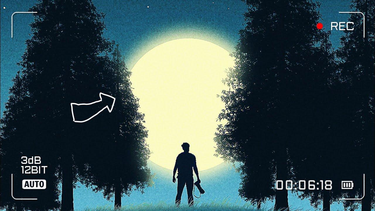 →Страшная Музыка - В Середине Ночи 😱←