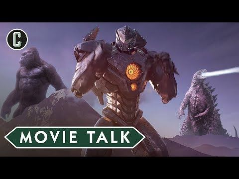 Pacific Rim Uprising Might Crossover with Godzilla and King Kong - Movie Talk