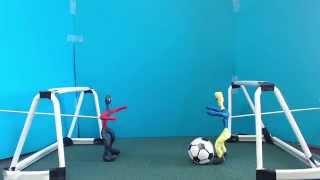Simulation de soccer
