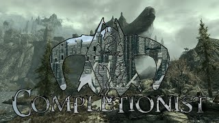 Skyrim Completionist Ep.15 Ice Spike Frustration & You Owe Me Roggi!