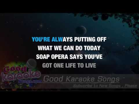 What Have You Done For Me Lately - Janet Jackson ( Karaoke Lyrics )