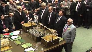 Westminster: Behind Closed Doors with Tony Benn