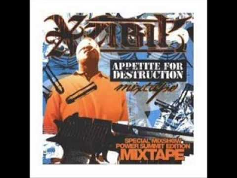 Xzibit   Appetite For Destruction (2004) MIXTAPE