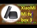 XiaoMi Mi tv box 3 | AliExpress
