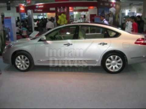 Nissan Teana Interior & Exterior Review