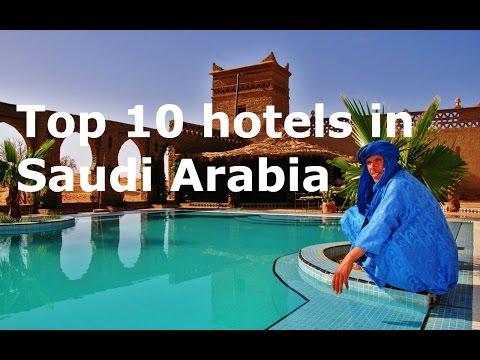 Top 10 hotels in Saudi Arabia - RoomRocker.com