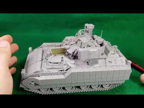 Kinetic M3A3 Bradley build review