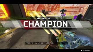 【APEX】終盤SG2丁持ちで戦ってみたw【ミニクリップ#01】