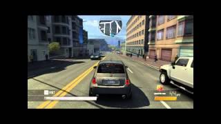 Driver San Francisco  Fiat 500 test drive