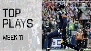 Top Plays (Week 11) | NFL