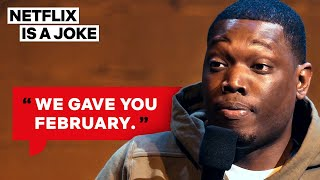 Michael Che's Civil Rights Update | Netflix Is A Joke