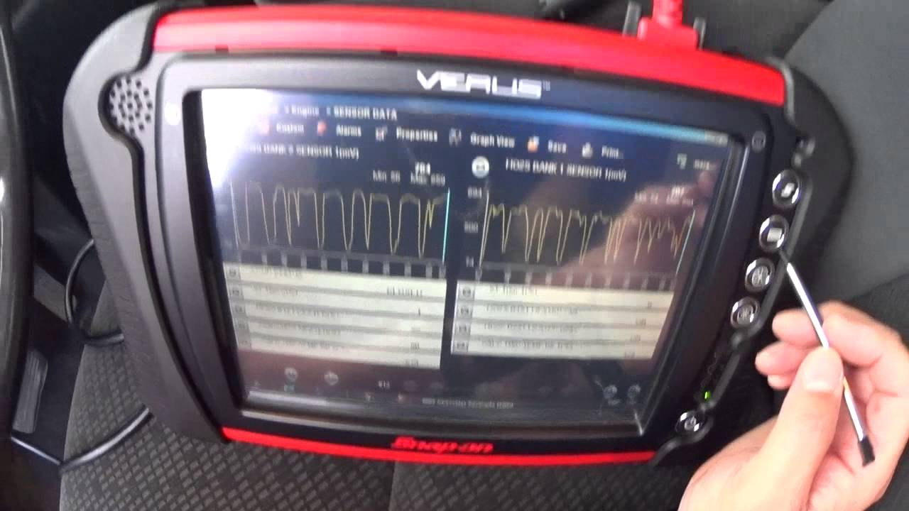 08 CHEVY Silverado DTC P1133 HO2S Bank 1 Sensor 1
