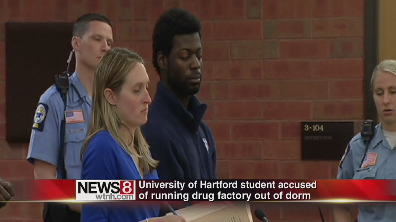 UHart Student Charged With Drug Factory In Dorm Room