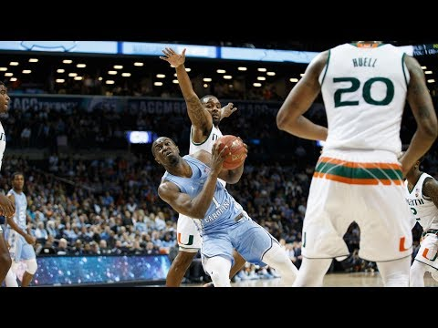 UNC Men's Basketball: Theo Pinson Comes Up Clutch in ACC Tournament Quarters