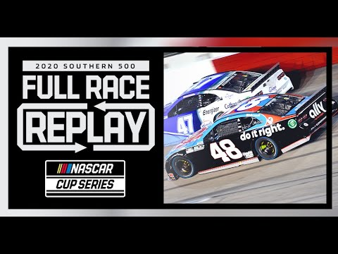 Download 2020 Cook Out Southern 500 from Darlington Raceway | NASCAR Cup Series Full Race Replay