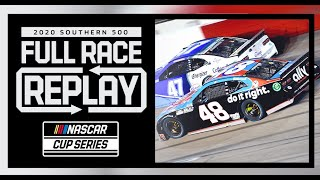 2020 Cook Out Southern 500 from Darlington Raceway | NASCAR Cup Series Full Race Replay