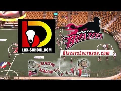 Lax School Livin Lax - Boston Blazers Pre Game