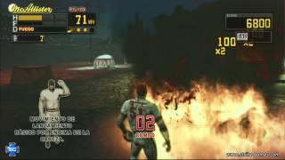 Diabolical Pitch [Español] - Arcade Kinect Demo