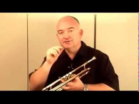 James Morrison's trumpet tutorial: Part 5 Articulation