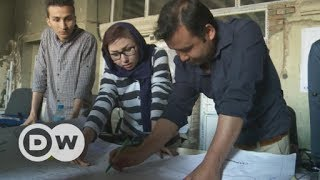 Afghanistan's Palace of Hope | DW Documentary