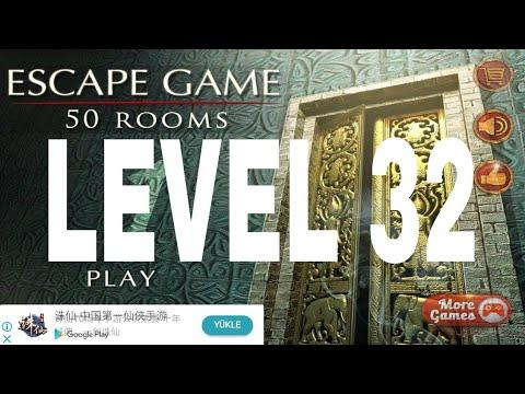 Escape The 100 room 1 - Level 32
