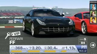 видео Ferrari FF - первый полноприводный хетчбек от Феррари