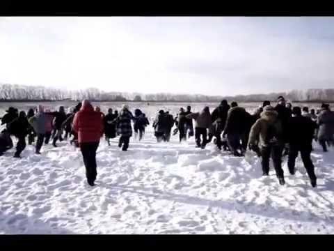 Зарница 2013.Барыш. школа №1