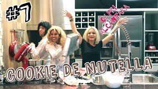 CDMB #7 - COOKIE DE NUTELLA