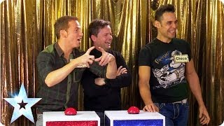 Ant and Dec go head-to-head in Give Us A Clue | Britain's Got More Talent 2014