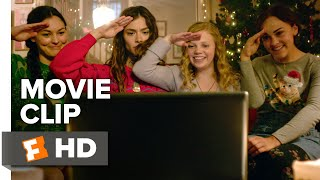 Little Women Movie Clip - Webcam with Dad (2018) | Movieclips Coming Soon
