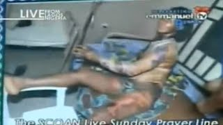 SCOAN 08/03/15: Sunday Live Prayer Line With TB Joshua (Part 1/3). Emmanuel TV