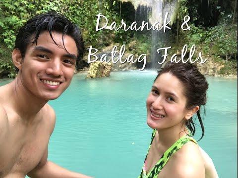 Daranak and Batlag Falls, Rizal