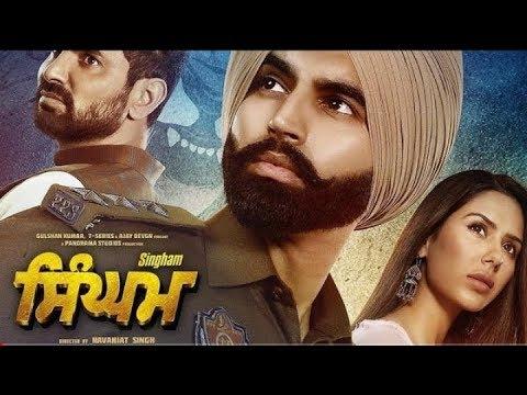 Download Singham   Full Movie   Parmish Verma   Sonam Bajwa Latest Punjabi Movie   Itz PenduZ
