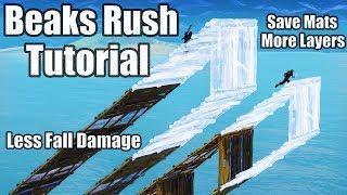 The Beaks Rush - New Push Meta??? - Fortnite Battle Royale thumbnail