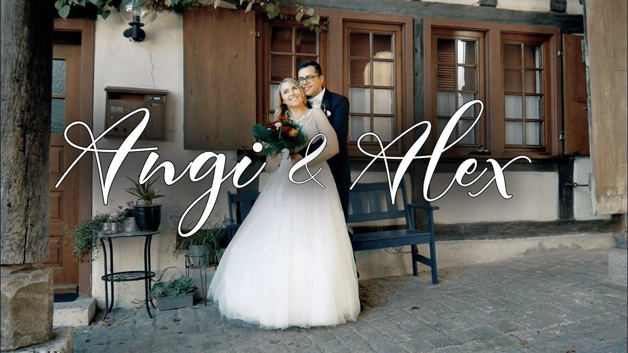 Hochzeitsvideo / Angi & Alex / Blienshofer Feststadl