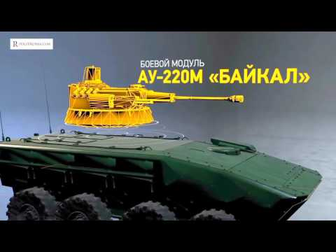 Polit Russia Atom 8X8 Heavy Infantry Fighting Vehicle Simulation 1080p