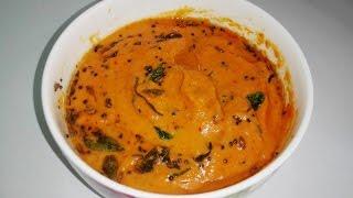 Kaaram Chutney for Dosa & Idli  ( ఇడ్లీ , దోశ  లోకి కారం చట్నీ ) Red Chilli Chutney