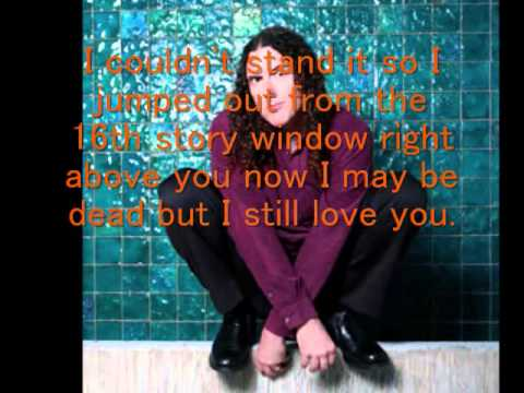 Melanie lyrics -Weird al yankovic