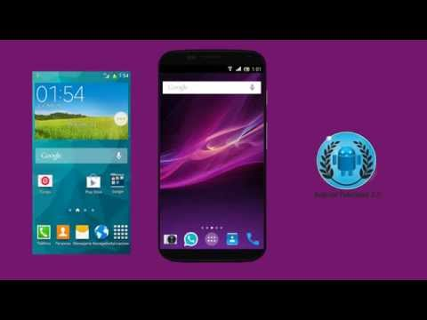 Rom Tipo Galaxy S5 Para Alcatel One Touch Pop C7
