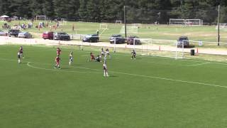 9.19.15 CASL Ladies Red 98 (3) vs PTFC Lady Black (1)