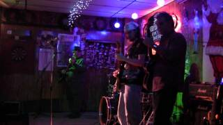 alan greene blues jam 12-26-10  hideaway (freddie king)