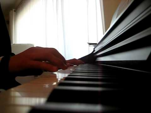 Bruno Mars - Grenade piano cover (with sheets)