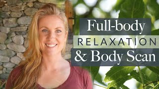 20 Minute Guided Meditation: Full-body Relaxation and Active Body Scan screenshot 5