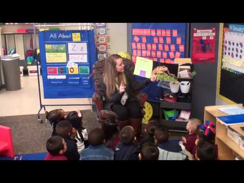 Interactive Read Aloud (Read 1) - Kindergarten
