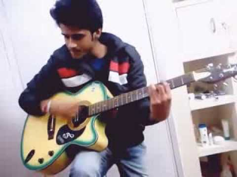 Uska Hi Banana Guitar Cover Youtube