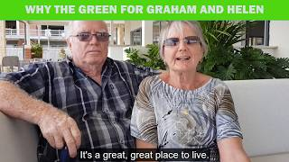 Why The Green for Graham and Helena