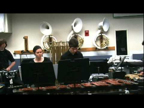 """Cheney HS Percussion 1: """"Twisted Proverbs"""" by Lynn..."""